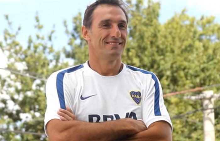 Rolando Schiavi respondió a la presentación de la camiseta de Boca. Foto: Twitter