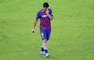 Sorpresa en Barcelona: Luis Suárez será operado en su rodilla derecha