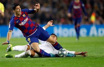 Barcelona confirmó que Luis Suárez será baja por cuatro meses