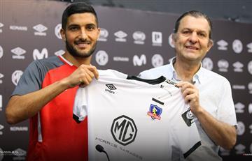 Blandi se despidió de San Lorenzo y firmó con Colo Colo
