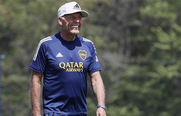 Russo paró su primer equipo de Boca con algunas sorpresas