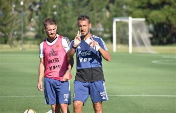 Batista define el equipo para el debut de la Selección Argentina Sub 23
