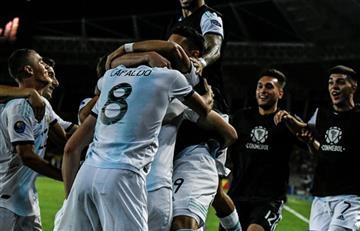 Argentina le ganó 2 a 1 a Colombia en el debut en el Preolímpico