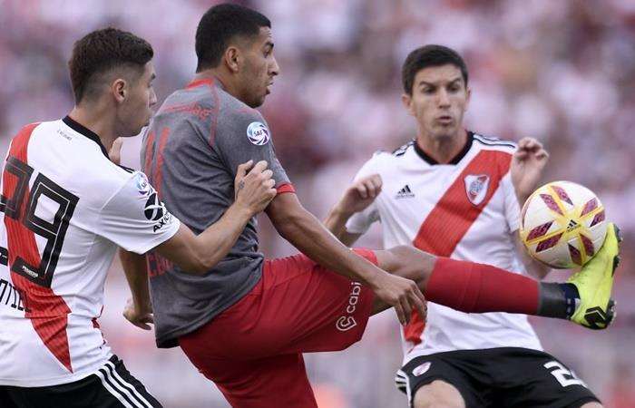 Independiente y River abren la Superliga 2020. Foto: Twitter