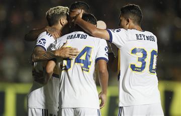 Boca le ganó 3 a 1 a Athletico Paranaense y cerró la pretemporada