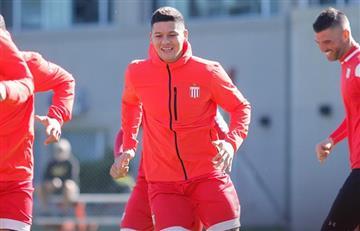 Estudiantes de La Plata negocia con Manchester United por la vuelta de Marcos Rojo