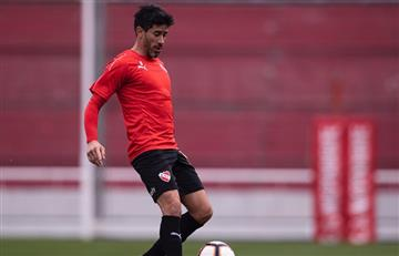 Newell's e Independiente acordaron por el pase de Pablo Pérez pero el contrato es el problema