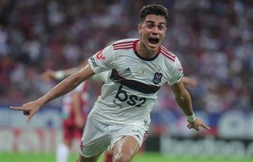 Real Madrid contrató a Reinier, de Flamengo, en 30 millones de dólares