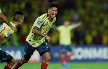 "El golazo de Jorge Carrascal en el Preolímpico: ""Me inspiré en Ronaldinho"""