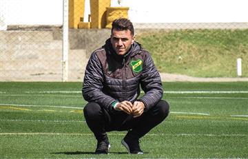 Mariano Soso renunció como entrenador de Defensa y Justicia