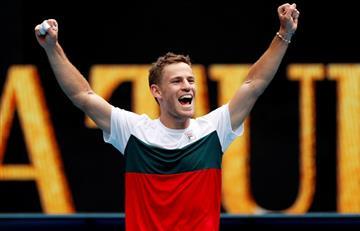Diego Schwartzman le ganó a Dusan Lajovic y se metió en octavos de final del Abierto de Australia