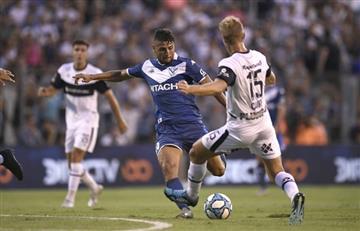 Gimnasia y Vélez igualaron 0 a 0 y ambos se llevaron un sabor amargo