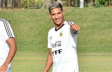 Matías Zaracho entrenó diferenciado y es duda en Argentina para enfrentar a Chile