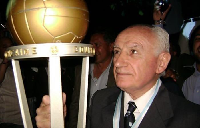 Juan José Pizzuti falleció a los 92 años. Foto: Twitter
