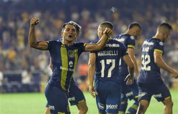 Rosario Central sufrió y remontó en el final para soñar en la Superliga