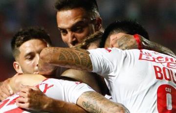 Unión sorprendió a Argentinos y le ganó 1 a 0 en Santa Fe