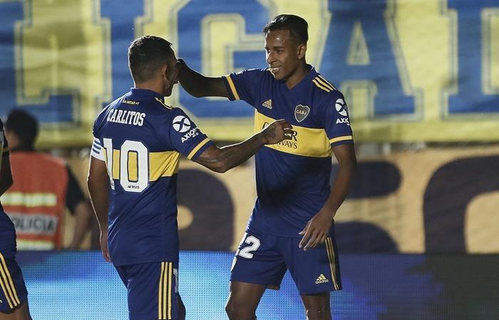 Sebastián Villa recibió una oferta de Xolos de Tijuana. Foto: Twitter