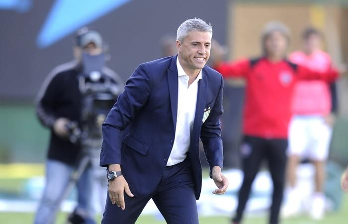 Hernán Crespo es el nuevo entrenador de Defensa y Justicia. Foto: Twitter