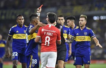Pablo Pérez contra las cuerdas: podría perderse el clásico ante Racing
