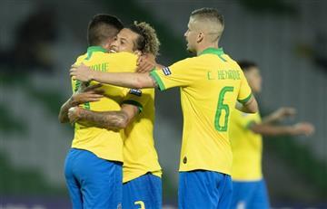 Brasil se clasificó al cuadrangular final y el segundo se define minuto a minuto