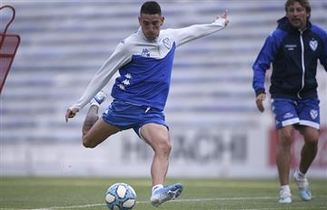 Ricardo Centurión concentra por primera vez como jugador de Vélez