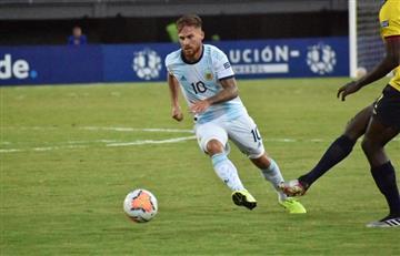 Con suplentes, Argentina cierra la primera fase ante Venezuela