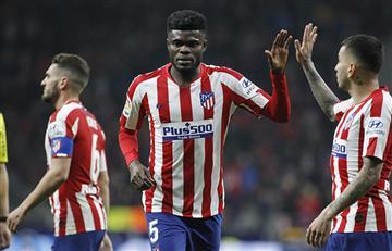 Simeone vuelve a la victoria con el Atlético