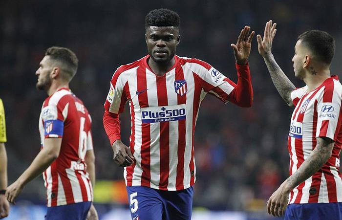 Atlético de Madrid se impuso 1-0 al Granada. Foto: EFE