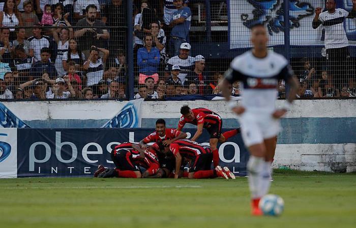 A cinco minutos del final, Patronato igualó el marcador. Foto: EFE