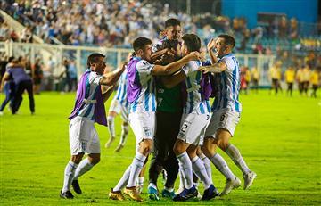 Tucumán avanza en la Libertadores
