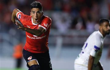Independiente impuso condiciones ante Fortaleza
