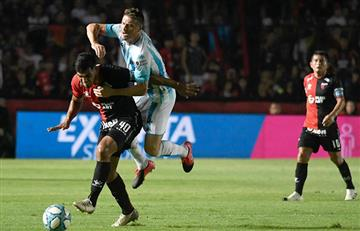 Colón y Racing se repartieron los puntos