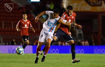Independiente y Arsenal no se sacan diferencias