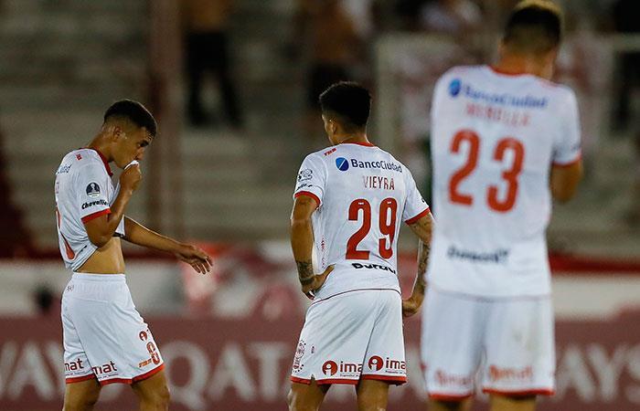 Club Huracán. Foto: EFE