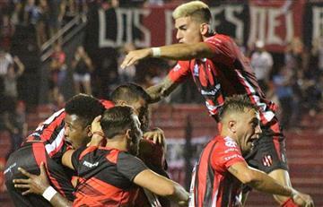 Patronato robó punto en su visita a Argentinos Juniors