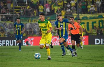 Defensa y Justicia goleó a Rosario Central