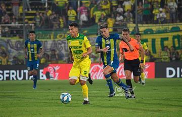 Defensa y Justicia goleó a Rosario