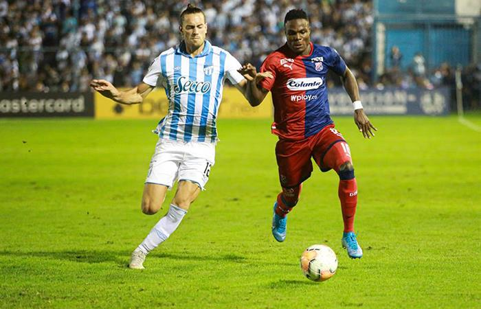 Atlético Tucumán emparejó la llave, pero no pudo en los penales (Foto: EFE)