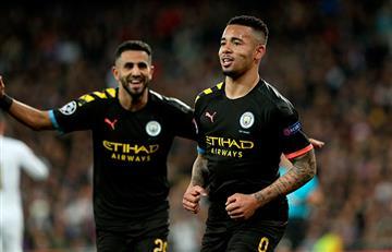 Manchester City, sin Sergio Agüero, venció al Real Madrid