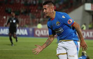 Rodrigo Holgado mete a Audax Italiano a la fase 2 de la Copa Sudamericana