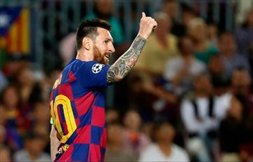 Lionel Messi: sus registros en el Santiago Bernabéu