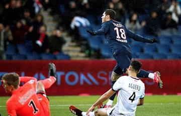 Con gol de Icardi, PSG es líder absoluto