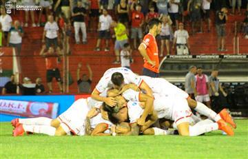 Huracán se recuperó a costa de Independiente