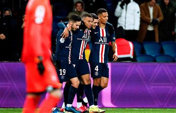 Icardi a la final de la Copa Francia con PSG