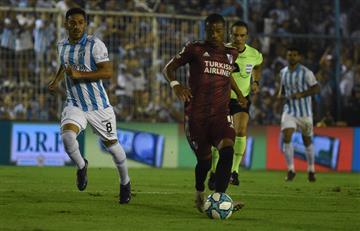 River dejó escapar el título ante Tucumán