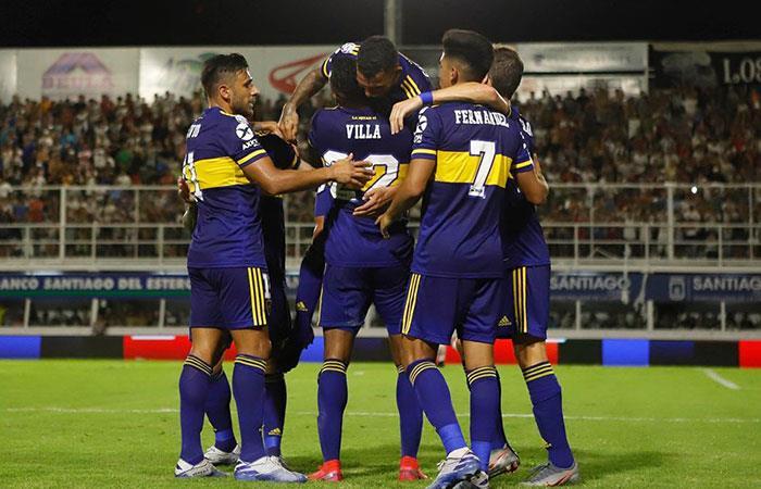 Boca Juniors (Foto: Facebook del club)