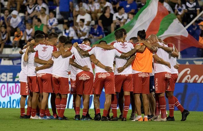 Argentinos Juniors. Foto: Facebook