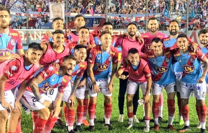 Arsenal de Sarandí (Foto: Twitter del club)