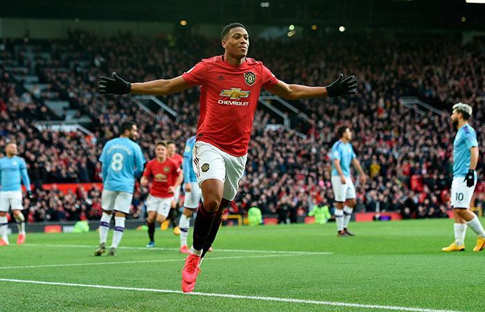 Manchester United. Foto: EFE