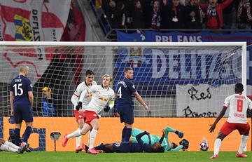 Lo Celso y Tottenham se despiden de la Champions